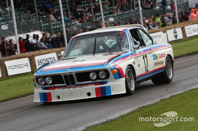 Bmw 3 0 Csl Batmobile At Goodwood Festival Of Speed