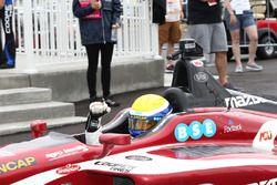 Ganador, Santiago Urrutia, Schmidt Peterson Motorsports