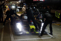 Pit stop #4 ByKolles Racing CLM P1/01: Simon Trummer, Pierre Kaffer, Oliver Webb