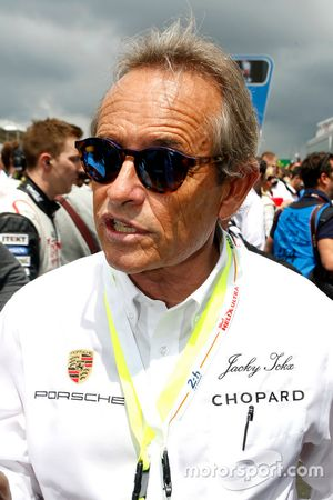 Jacky Ickx; Le Mans leyenda