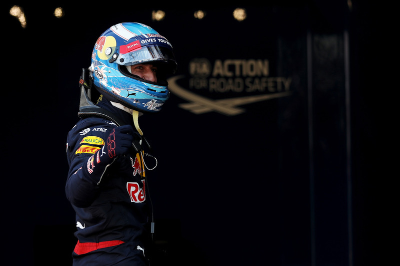 Monaco 2016 - Daniel Ricciardo, Red Bull