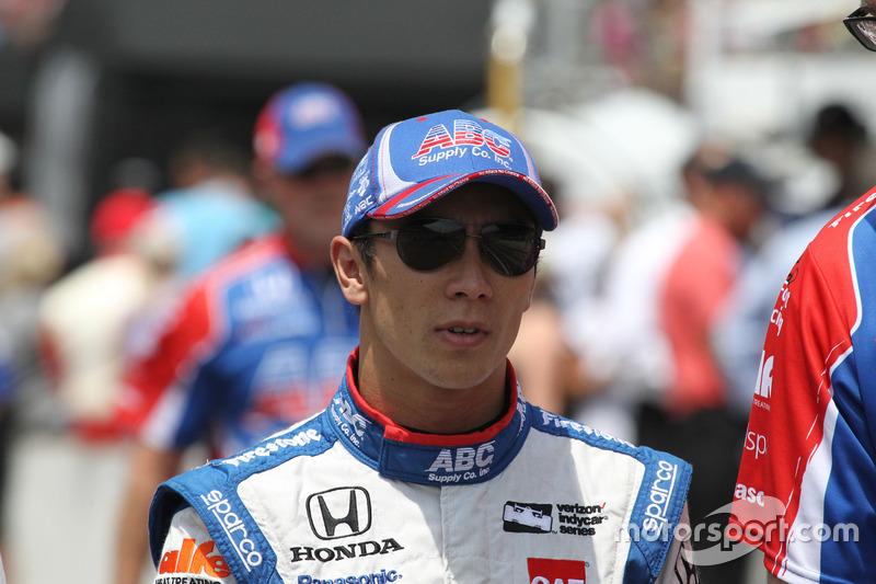 Takuma Sato (actualidad)