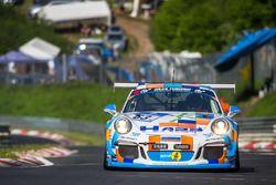 #63 GetSpeed Performance, Porsche 911 GT3 Cup: Ulrich Berg, Patrick Kaiser