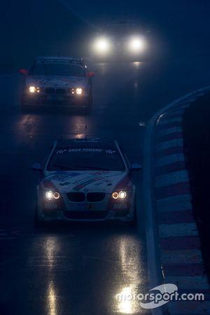 #160 Team Securtal Sorg Rennsport, BMW 325i: Erki Koldits, Roul Liideman, Ulf Wickop, Nicolas Griebn