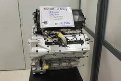 Les phases de vérification technique d'un moteur GP2