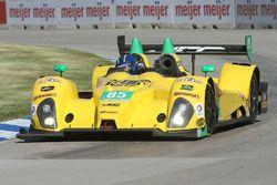 #85 JDC/Miller Motorsports ORECA FLM09 : Mikhail Goikhberg, Stephen Simpson