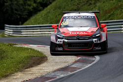 Yvan Muller, Citroën World Touring Car Team, Citroën C-Elysée WTCC
