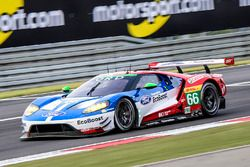 #66 Ford Chip Ganassi Racing Team UK Ford GT: Оливье Пла, Штефан Мюке