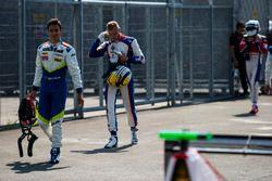 Alex Palou, Campos Racing et Artur Janosz, Trident