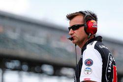 Rodney Childers, jefe de equipo de Kevin Harvick, Stewart-Haas Racing Chevrolet