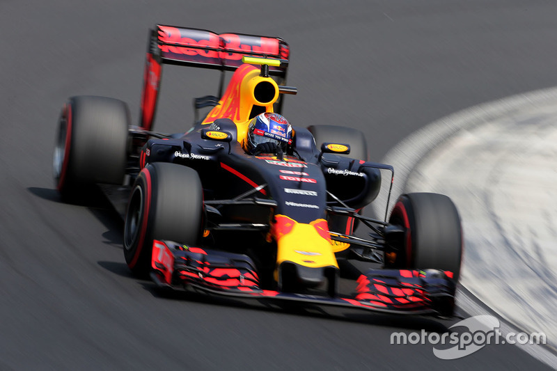 5. Max Verstappen, Red Bull Racing RB12