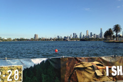 La skyline de Melbourne