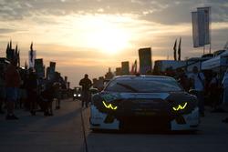 #11 Lamborghini Huracan GT3: Bill Sweedler, Richard Antinucci, Townsend Bell