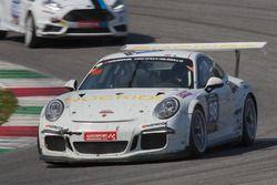 #98 Speedlover, Porsche 991 Cup: Tom Kieffer, Carlos Rivas