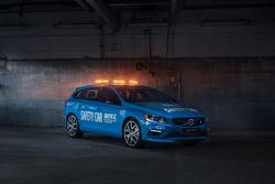 Volvo V60 Polestar, nuova Safety Car