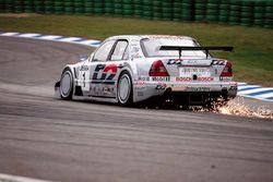 Бернд Шнайдер, AMG-Mercedes C-Klasse