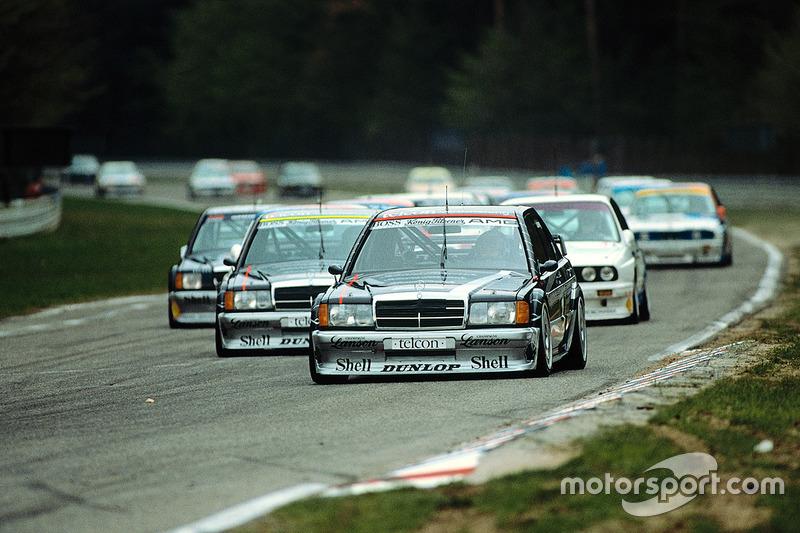 #1: Mercedes