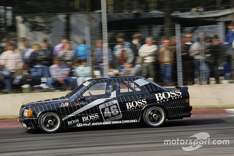 Heiner Weiss, AMG Mercedes