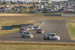 Leonel Sotro, Di Meglio Motorsport Ford, Mariano Altuna, Altuna Competicion Chevrolet, Matias Rossi,