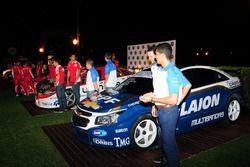 Presentación de los coches 2016 del Súper TC2000