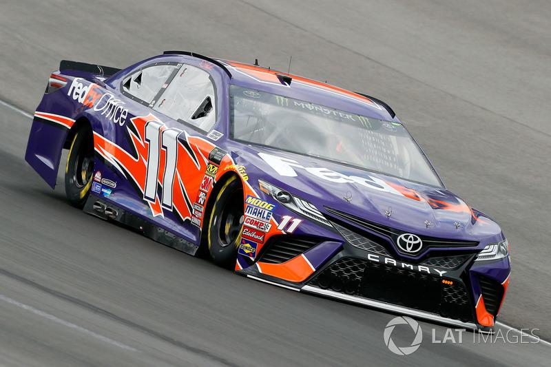 5. Denny Hamlin, No. 11 Joe Gibbs Racing Toyota Camry