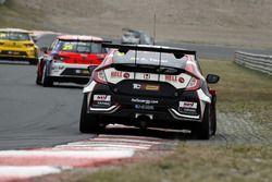 Attila Tassi, Hell Energy Racing con KCMG Honda Civic Type R TCR
