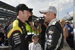 Ed Carpenter, Ed Carpenter Racing Chevrolet Verizon P1 Pole Award, Simon Pagenaud