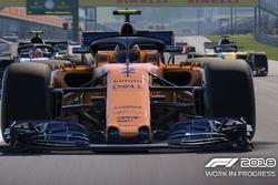 F1 2018 screen shoot