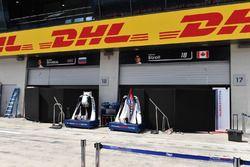 Pantallas de garaje Williams