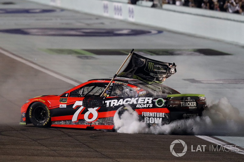 Homestead (Florida): Martin Truex Jr. (Furniture-Row-Toyota)
