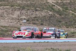 Mariano Werner, Werner Competicion Ford, Matias Rossi, Nova Racing Ford, Omar Martinez, Martinez Competicion Ford