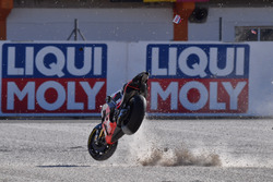 Crash, Scott Redding, Pramac Racing
