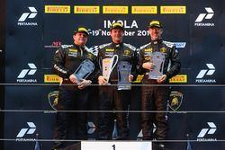 Podyum Europe LB Cup: Yarış galibi William Van Deyzen, Van Der Horst Motorsport, 2. Gerard Van der H