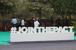 Campaña 'Únete al pacto'