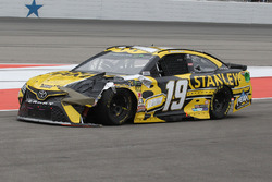 Daniel Suarez, Joe Gibbs Racing, Toyota Camry STANLEY Children's Miracle Network Hospitals National