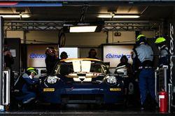 #80 Ebimotors Porsche 911 RSR: Fabio Babini, Riccardo Pera, Raymond Narac