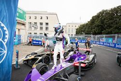Sam Bird, DS Virgin Racing, vince l'ePrix di Roma