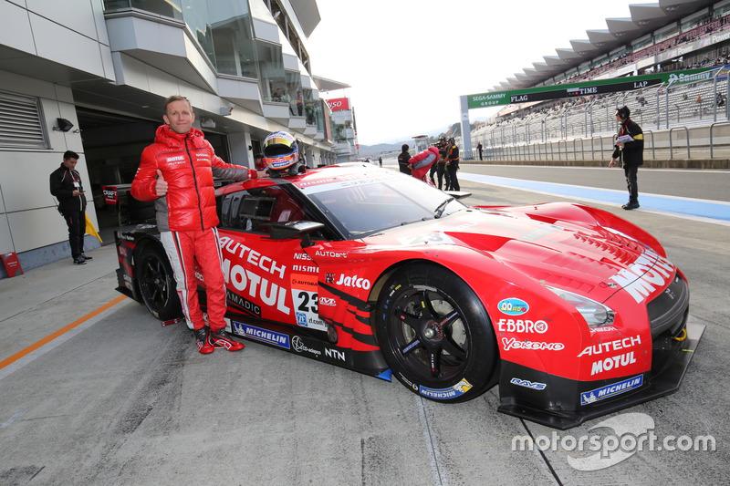 Ронни Квинтарелли, Motul Autech GT-R (R35 2013 GT500)