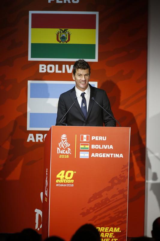 Marc Coma, directeur sportif