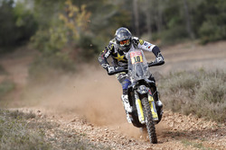 №10 Husqvarna Factory Racing: Пабло Кинтанилья