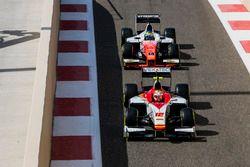Алекс Палоу, Campos Racing, и Сержиу Сетте Камара, MP Motorsport