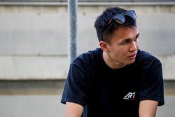 Alexander Albon, ART Grand Prix