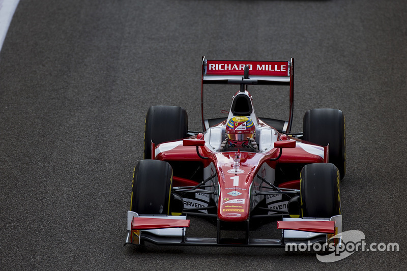 Formel 2: Prema Racing, Dallara-Mécachrome GP2/11