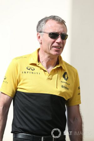 Bob Bell, Chief Technical Officer, Renault Sport F1 Team