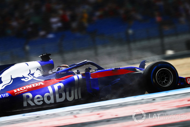 14. Brendon Hartley, Toro Rosso STR13