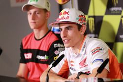Marc Marquez, Repsol Honda Team, Fabio Quartararo, Speed Up Racing Moto2