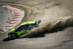 Tommy Rustad, Marklund-HTB Racing
