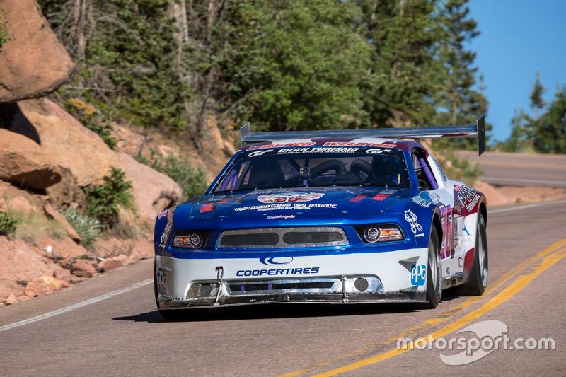 #26 David Schmidt, Ford Howe TA2 Mustang