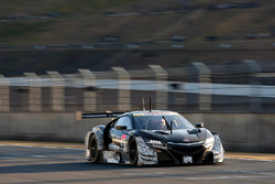 Jenson Button, Honda NSX Super GT