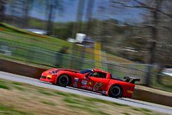 #82 TA Chevrolet Corvette: Joe Freda